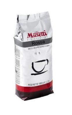 Musetti Rossa espresso kaffe
