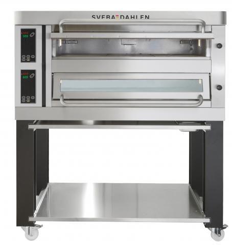 Sveba Dahlen P- Serien Pizzaovn P602 standrad digital panel