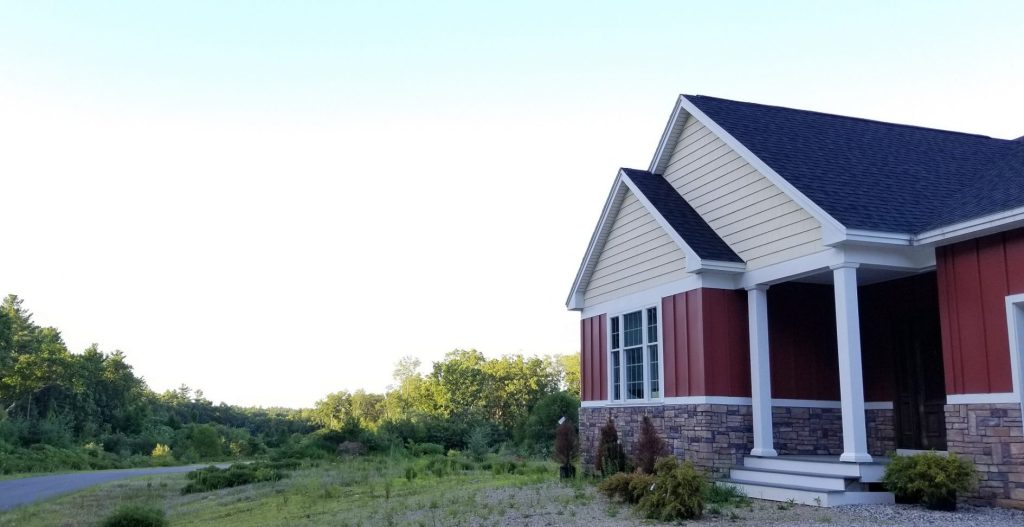 Real Estate Model, Falls at Gunstock- Plaistow, NH