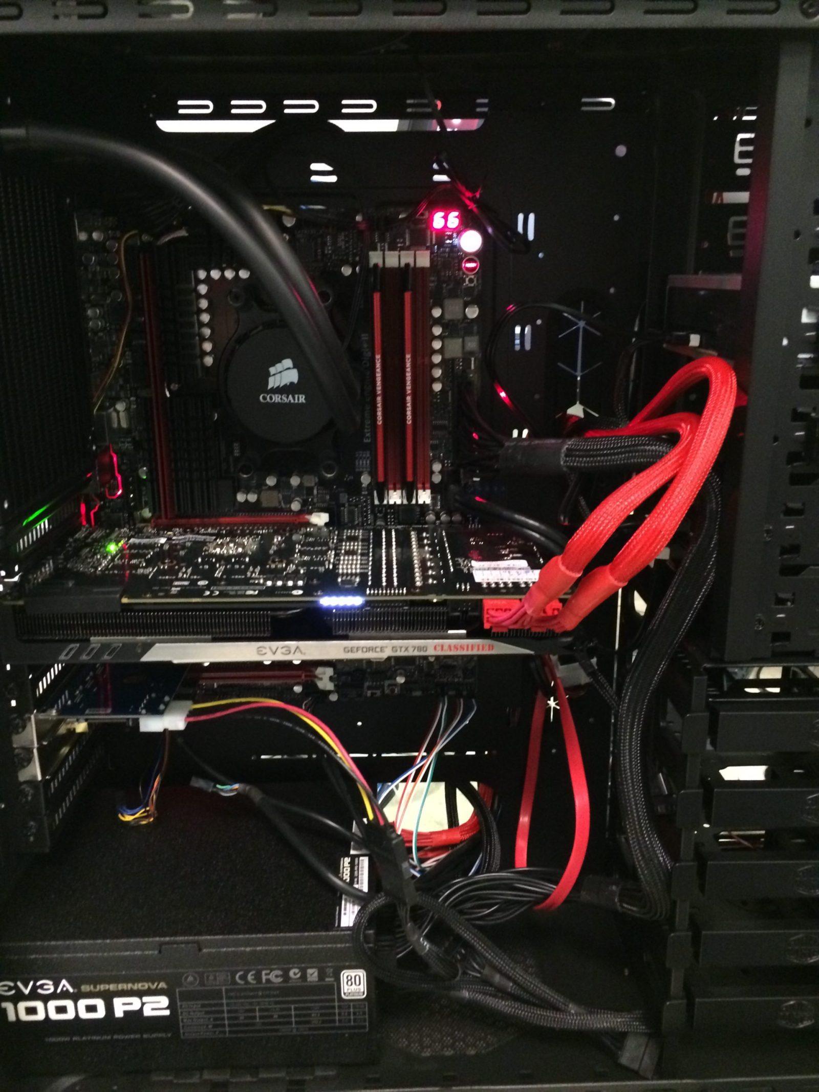 Custom Build Computer