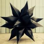 Frank Stella (I think)