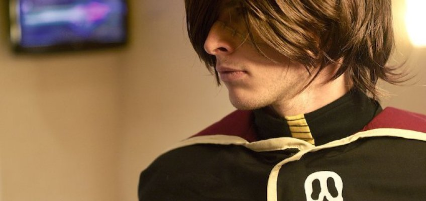 Costume cosplay capitan Harlock