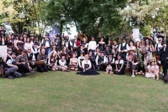Il magico mondo del cosplay a Parco Sigurtà