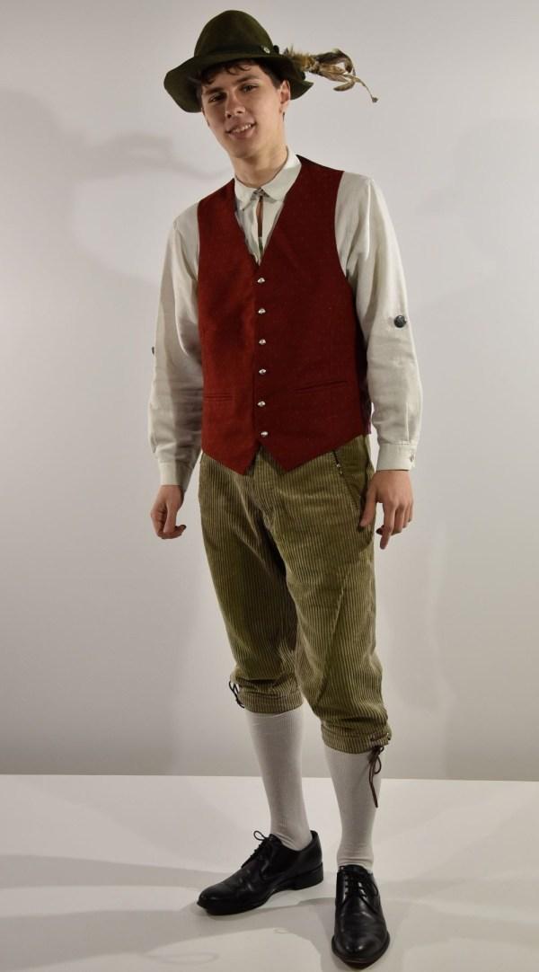 Stromminger, abito tirolese