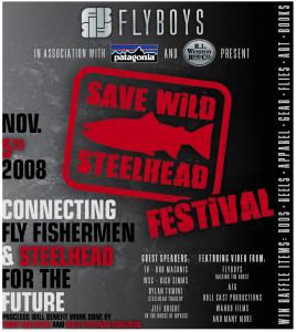Save Wild Steelhead Festival Tickets