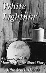 Cover Art for White Lightnin