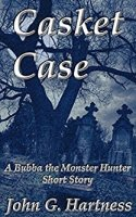 Cover Art for Casket Case