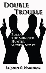 Cover Art for Double Trouble