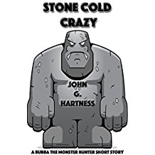Cover Art for Stone Cold Crazy