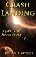 Cover Art for Crash Landing