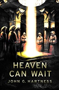Cover Art for Heaven Can Wait (Quincy Harker)