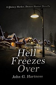 Cover Art for Hell Freezes Over