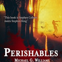 Cover Art for Perishables