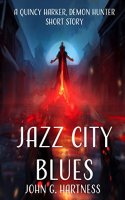 Cover for Jazz City Blues