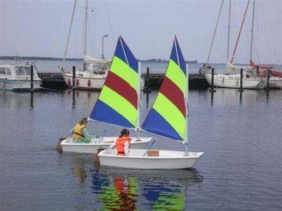 Platser kvar i sommarens seglarskola