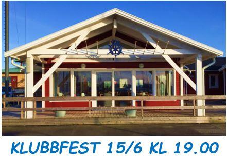 Dags för klubbfest 2019