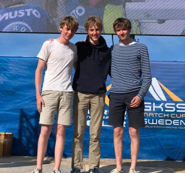 FBK framgång i Junior Cup i Marstrand