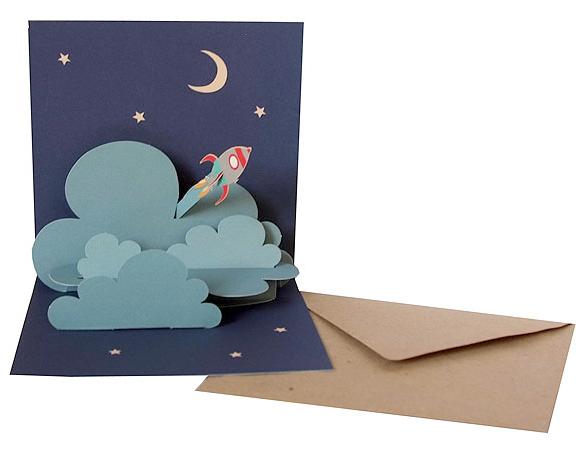 Pop Up Karten Ber Den Wolken Faltmanufaktur Blog