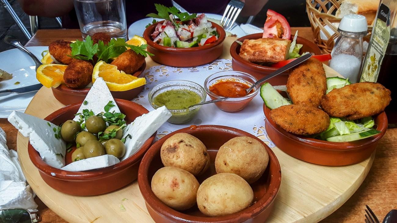 haria Bar Cafeteria El Rincón De Quino tapas