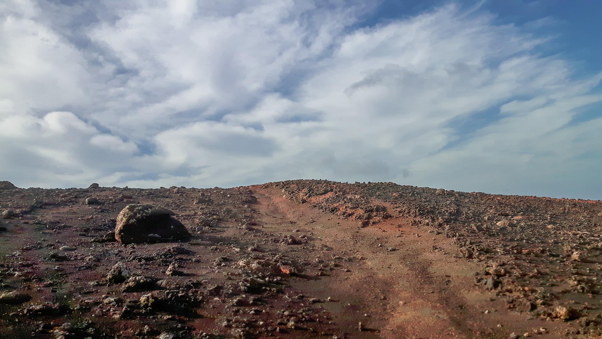 timanfaya-nationalpark-weg