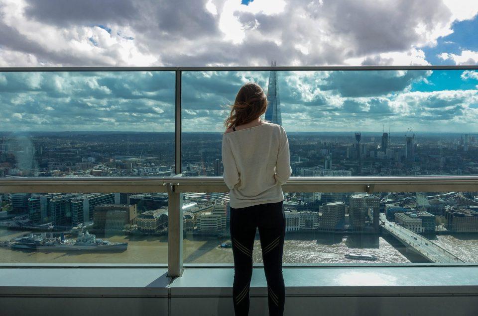 Wie du die schönste Aussicht Londons kostenlos bekommst
