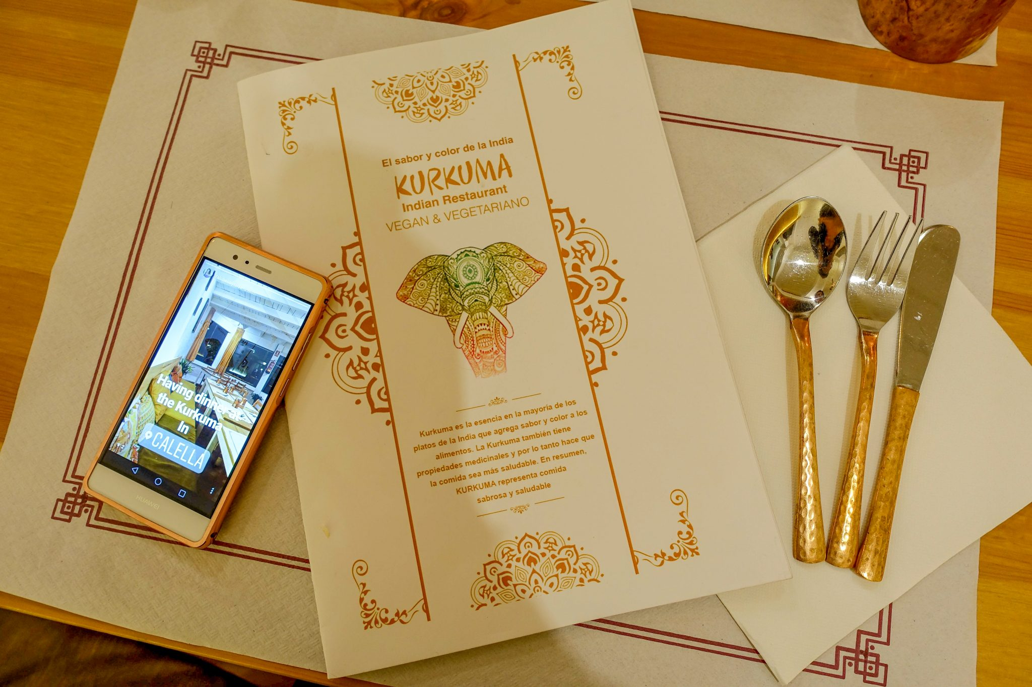 calella-travel-guide-winter-kurkuma-restaurant-karte