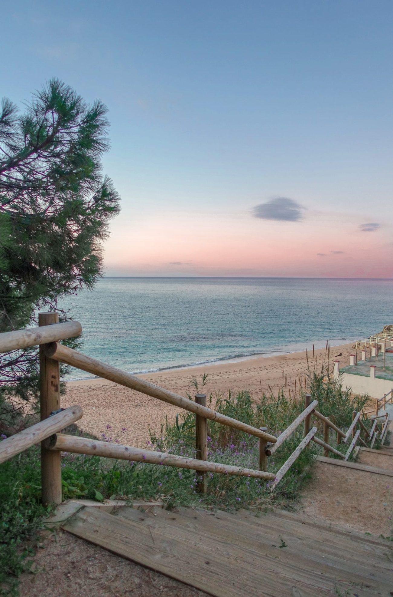 calella-travel-guide-winter-roca-grossa-strand