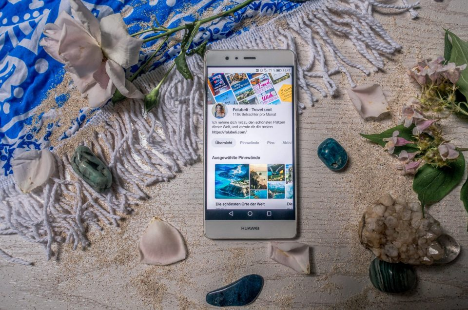 So planst du die perfekte Reise mit Pinterest – Schritt für Schritt Tutorial