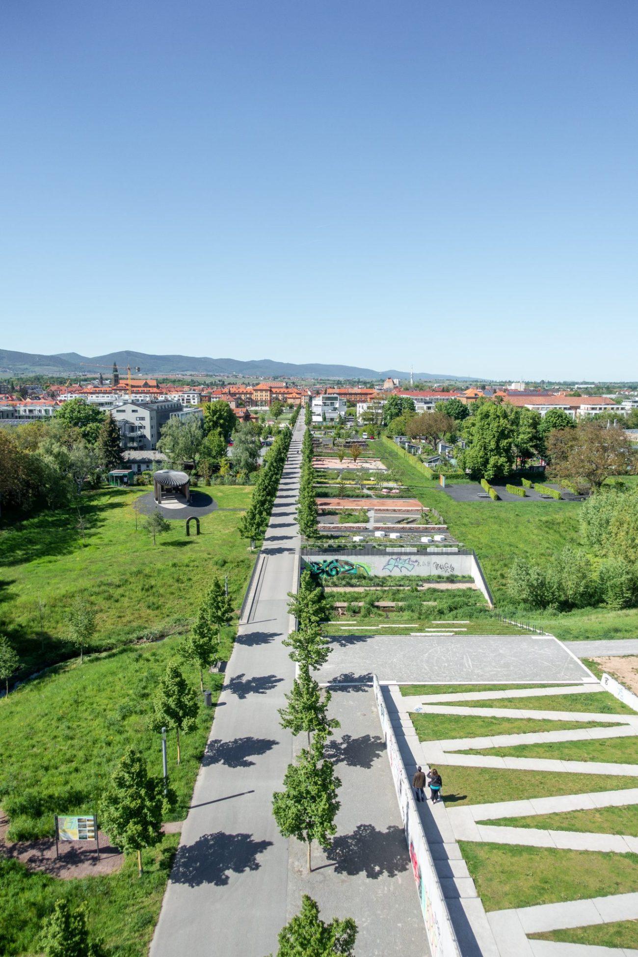 Landau-pfalz-sehenswürdigkeit-südpark-ausblick