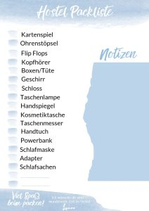 Packliste-hostel-checkliste