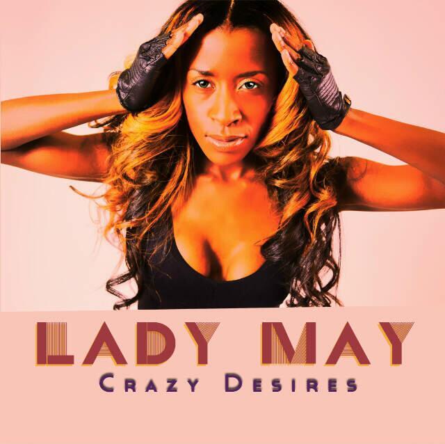 Lady May - Crazy Desires album