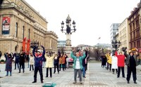 Falun Gong in the West
