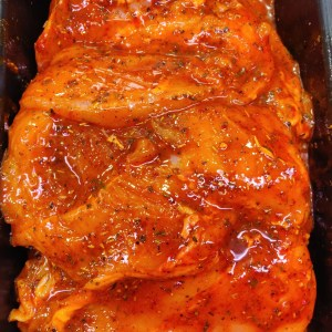 BBQ/Sweet Paprika Breast Fillets