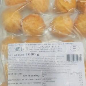 Chicken Kiev Balls 1kg