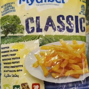 Mydibel Chips 2.5Kgs Gluten Free