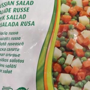 DuJardin Russian Salad 450g