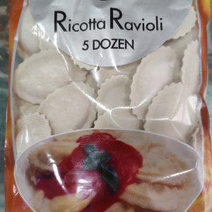 Ricotta Ravioli 5dzn