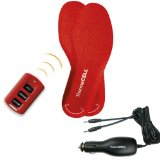 thermacell heated insole
