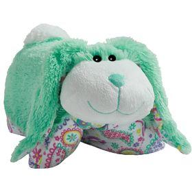 Springtime Mint Bunny Pillow Pet