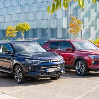 SsangYong Officially Unveil All-New Korando In Madrid