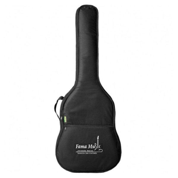 Capa Violao Folk Fama Music CH100 BIC009SL Super Luxo