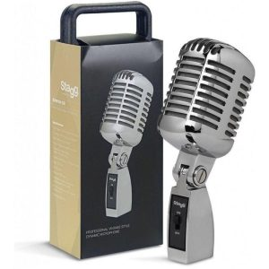 Microfone Stagg Vintage SDMP 100