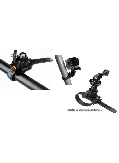 Proocam Pro-F015 Zip Mount with Tripod Adapter & Screw