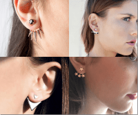 Earrings That Hang Behind The Ear The Ultimate Guide To ...