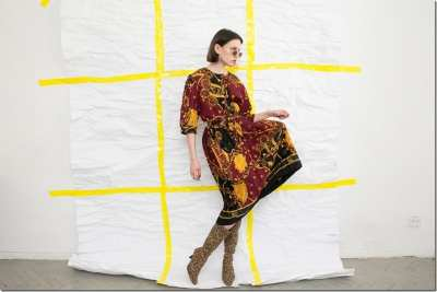 Fashionista NOW: Vintage 80s Dresses For Nostalgic Street Style Vibes