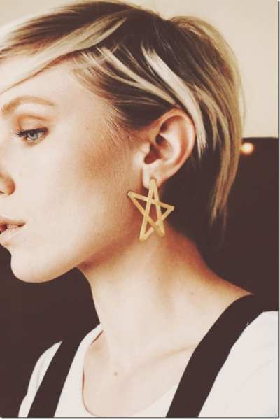 Fashionista NOW: The Star Earrings For Festive Statement Ears