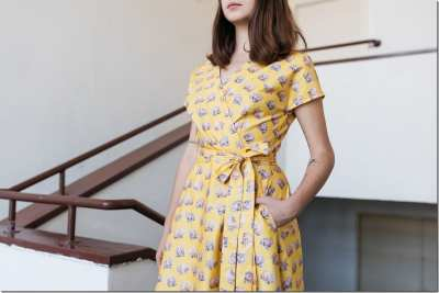 Fashionista NOW: Make A Statement In Dresses With Rare Nature-Inspired Prints