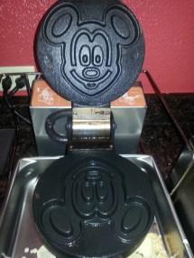 Mickey Mouse Waffles Clarion Inn Lake Buena Vista