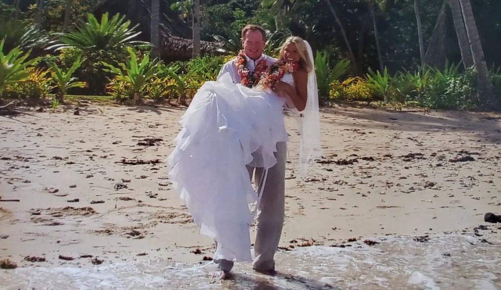 Grant Napear and Wife Starr Napear.