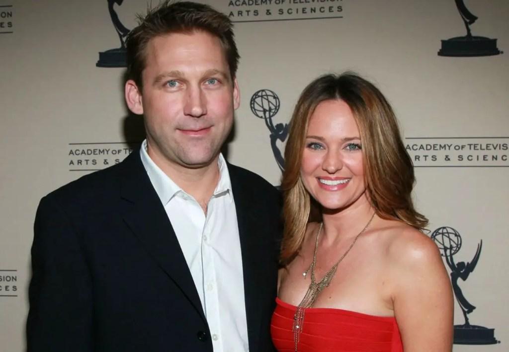 Sandy Corzine and Sharon Case